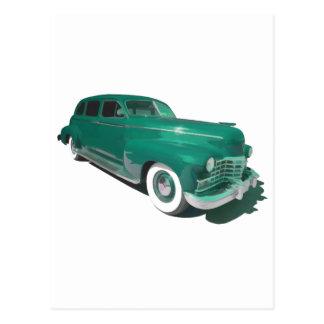 Cadillac-Geld Postkarte