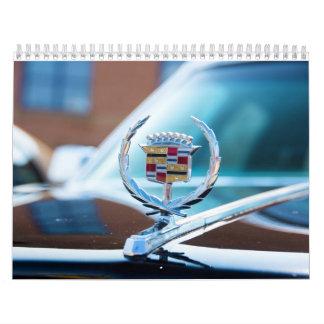 Cadillac-Kalender Wandkalender