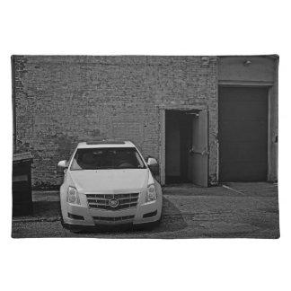 Cadillac-Kontrast Tischset