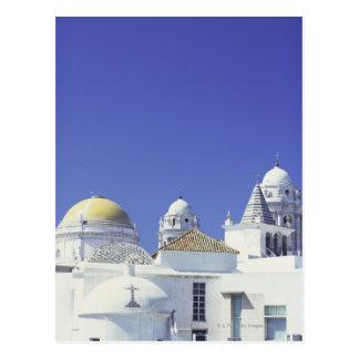 Cadiz-Kathedrale in Cadiz, Spanien Postkarte