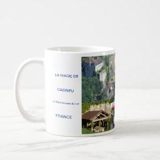 Cadrieu, Frankreich Kaffeetasse