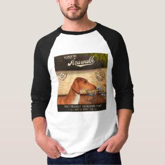 Café Azawakh T-Shirt