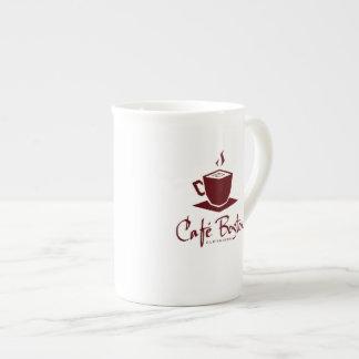 Café Boston Knochen-China Prozellantasse