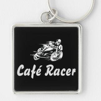 Café Rennläufer Schlüsselanhänger