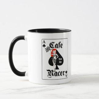 Café-Rennläufer-Tonne herauf Redhead Tasse