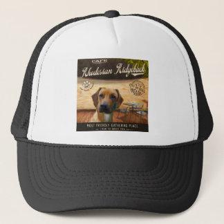 Café Rhodesian Ridgeback Truckerkappe