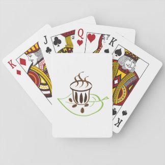 Café Spielkarten