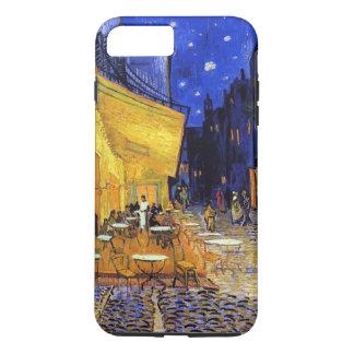 Café-Terrasse durch Vincent van Gogh iPhone 8 Plus/7 Plus Hülle