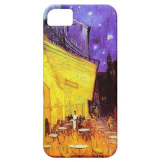 Café-Terrasse Fall am NachtiPhone5/5S iPhone 5 Hülle