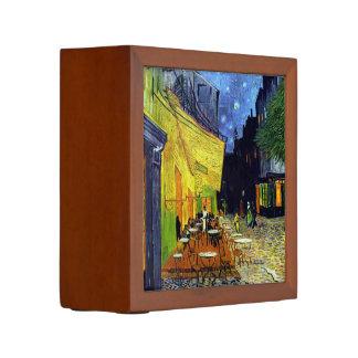 Café-Terrasse nachts durch Vincent van Gogh