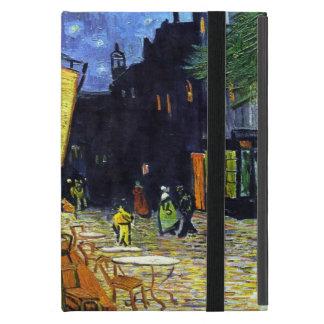 Café-Terrasse nachts durch Vincent van Gogh 1888 iPad Mini Schutzhülle