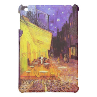 Café-Terrasse nachts durch Vincent van Gogh iPad iPad Mini Hülle