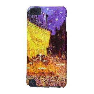 Café-Terrasse nachts durch Vincent van Gogh iPod Touch 5G Hülle