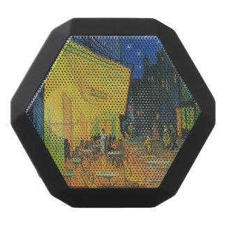 Café-Terrasse Van Gogh | nachts | 1888 Schwarze Bluetooth Lautsprecher