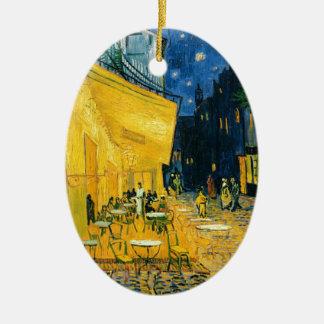 Café-Terrasse Vincent van Goghs |, Place du Forum Keramik Ornament