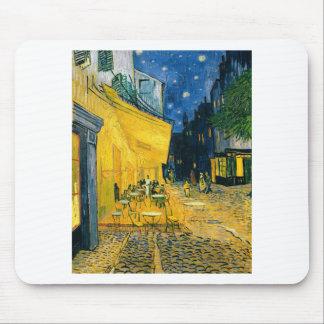 Café-Terrasse Vincent van Goghs |, Place du Forum Mousepad