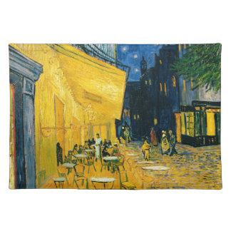 Café-Terrasse Vincent van Goghs |, Place du Forum Tischset