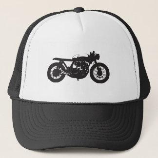 CaféRacer/Görn-Motorrad-Vintage coole Schablone Truckerkappe