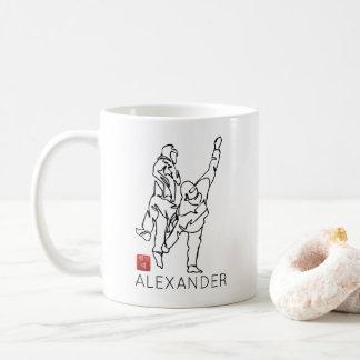 CaféTAEKWONDOtasse UNAUSGEWOGENHEIT Kaffeetasse