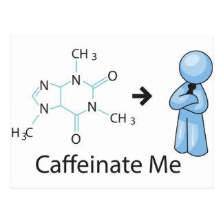 Caffeinate ich postkarten