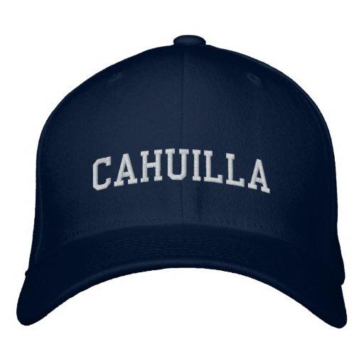 Cahuilla amerikanischer Ureinwohner Bestickte Caps