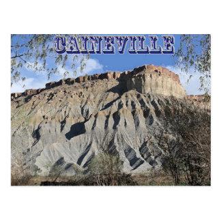Caineville, Utah Postkarte