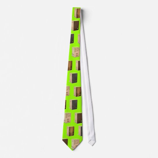 Cajon-Schlagwerk Individuelle Krawatten
