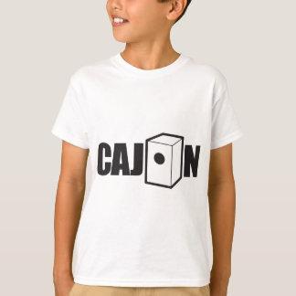 Cajon Spieler T-Shirt