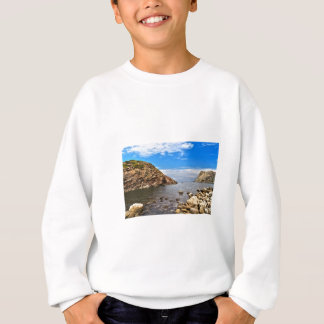 Calafico Bucht - Insel Sans Pietro Sweatshirt