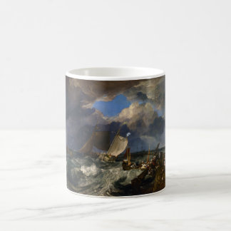 Calais-Pier durch Joseph Mallord William Turner Kaffeetasse