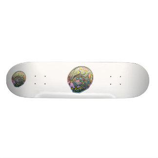calavera 2, calavera 2 personalisierte skateboarddecks