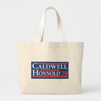 Caldwell Honnold 2020 Jumbo Stoffbeutel