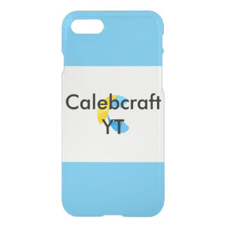 Calebcrafts Telefonkasten iPhone 8/7 Hülle