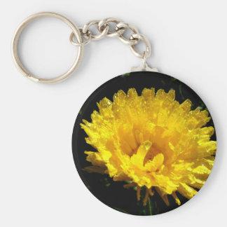 Calendula-alias Topf-Ringelblume Schlüsselanhänger