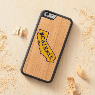 CalExit Bumper iPhone 6 Hülle Kirsche