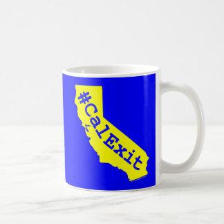 CalExit Kaffeetasse