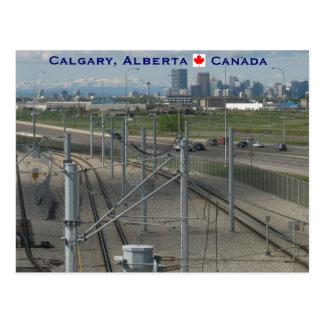 Calgary Kanada Postkarte