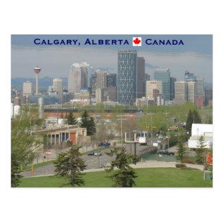 Calgary Postkarte