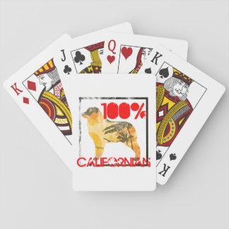 Cali Australier Spielkarten
