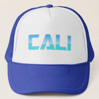 Cali Kalifornien Fernlastfahrer-Hut Truckerkappe