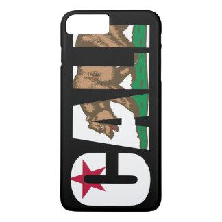 Cali Kalifornien Flagge iPhone 8 Plus/7 Plus Hülle