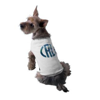 Cali Kreis-Wellen-Logo (dunkel) Shirt