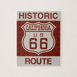 CALIFORNIA66 PUZZLE