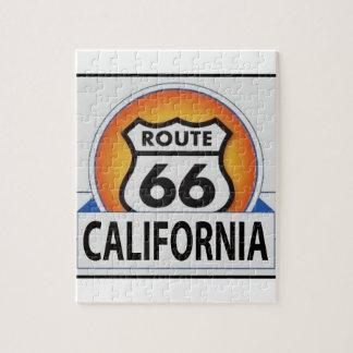 CALIFROUTE66 PUZZLE
