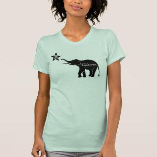 Calikarma Republik-Trägershirt T-Shirt