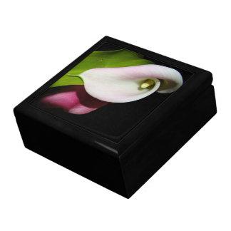 Calla-Lilien-Blumen-Geschenkboxen Erinnerungskiste