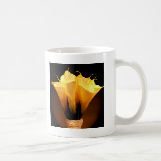 Calla-Lilien Kaffeetasse
