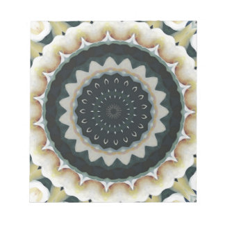 Calla-Lilien-Mandala Notizblock