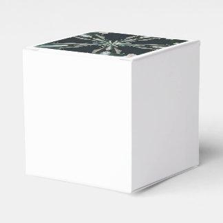 Calla-Lilien-Stern-Kaleidoskop Geschenkschachtel