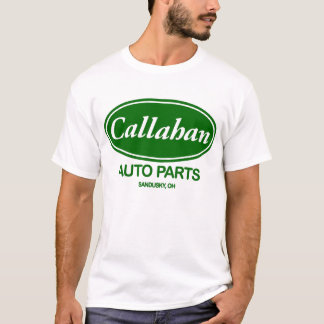 Callahan Auto-Teil-Shirt T-Shirt